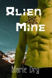 Alien Mine (book cover)