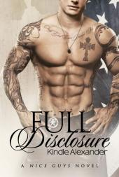 Full Disclosure (A Nice Guys Novel) (Volume 2) (cover)