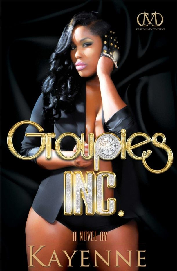 Groupies Inc by Kayenne - Book Review