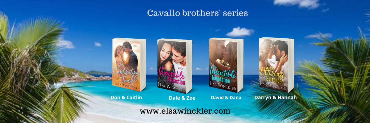 Cavallo brothers' series FB page