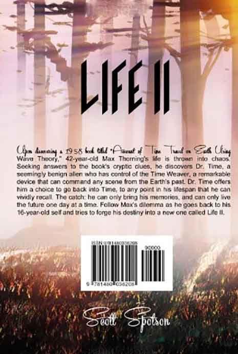 Life II (back cover)