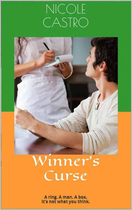 Winner's Curse (original cover)