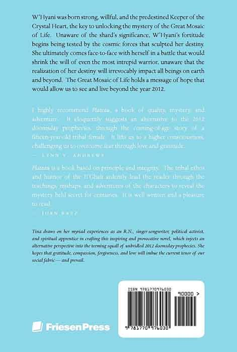 Plateau: Beyond the Trees (back cover)