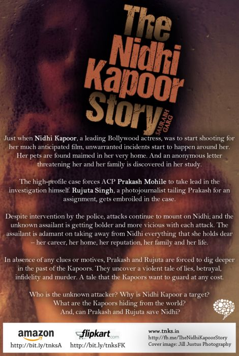 The Nidhi Kapoor Story - Poster