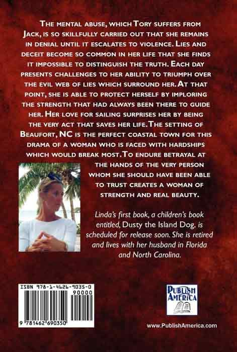 Beaufort Betrayal (back cover)