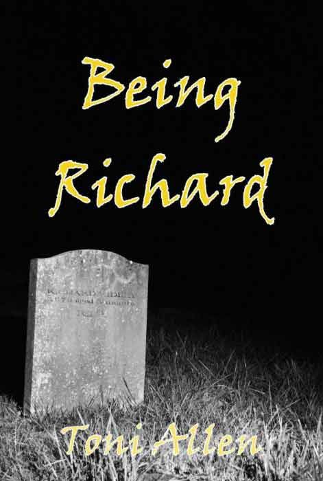 Being Richard (cover)