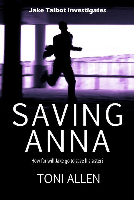 Saving Anna (book cover)