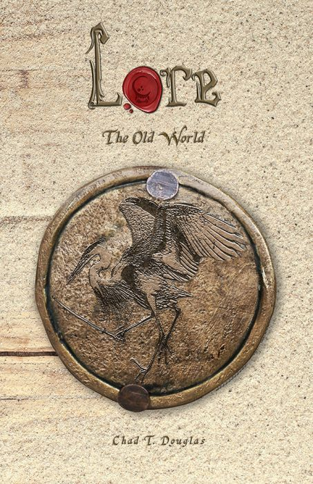 Lore: The Old World (cover)