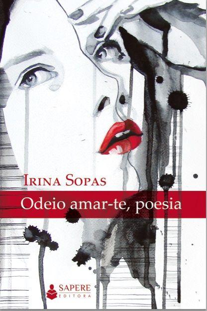 Odeio amar-te, poesia - Paperback - Cover