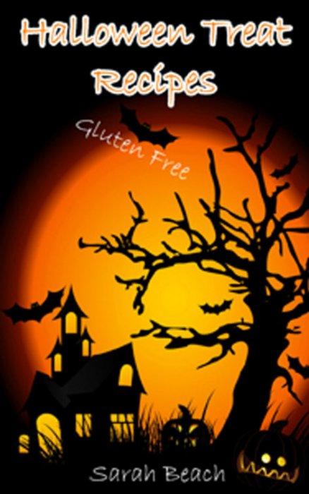Halloween Treat Recipes-Gluten Free (original cover)