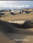 Orbbelgguren Series: Book III Maldev (eBook cover)