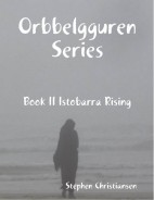 Orbbelgguren Series: Book II Istobarra Rising (eBook cover)