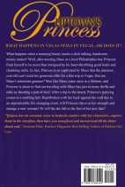 Uptown's Princess (Back Cover)