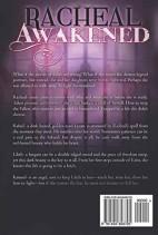 Racheal Awakened (back cover)