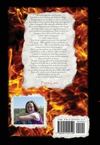 Fire's Love (back cover)