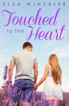 Touched to the heart (book cover)