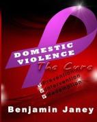 Domestic Violence-The Cure (original cover)