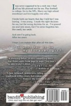 Forever My Girl (The Beaumont #1) (back cover)