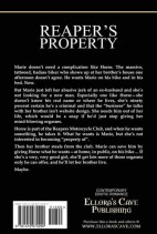 Reaper's Property (Reapers MC) (book cover)