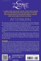 Zane's Afterburn (Back Cover)