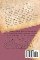 Paradoxical II: Prophecies & Premonitons (back cover)
