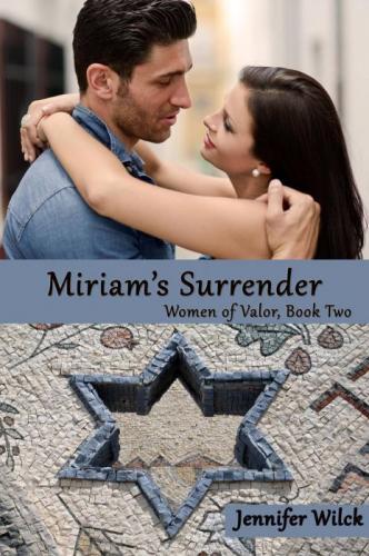 Miriam's Surrender (book cover)