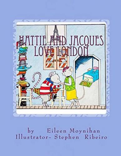 Hattie and Jacques Love London (book cover)