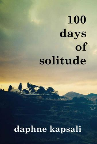 100 days of solitude (book cover)