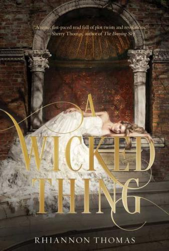 A Wicked Thing (book cover)