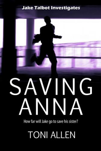 Saving Anna (book cover)