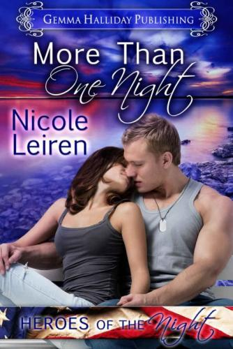 More Than One Night (book cover)