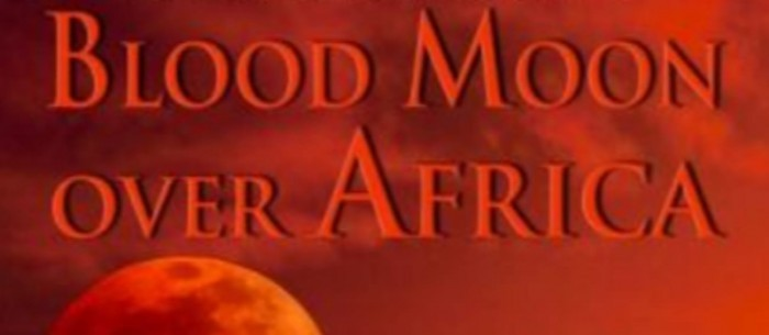 Blood Moon over Africa cover