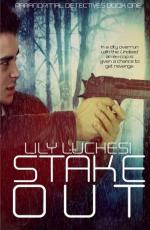 Stake-Out (Paranormal Detectives Book 1) (cover)