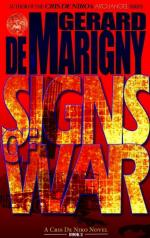 Signs of War (Cris De Niro, Book 2) (cover)