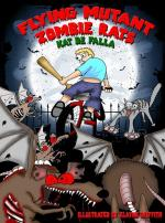 Flying Mutant Zombie Rats (cover)