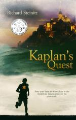 Kaplan's Quest (cover)