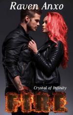 Fire (Crystal of Infinity Book 1) (cover)