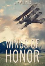 Wings of Honor (book cover)