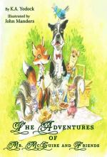 The Adventures of Mr. McGuire and Friends (cover)