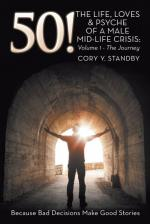 50! The Life, Loves & Psyche of a Male Mid-Life Crisis (cover)