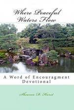 Where Peaceful Waters Flow: Devotions to Help You Dwell in the Presence of the Lord (Cover)