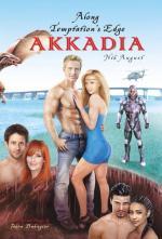 Along Temptation's Edge - AKKADIA (cover)