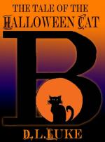B: The Tale of the Halloween Cat (cover)
