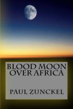 Blood Moon Over Africa (cover)