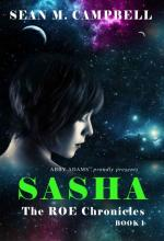 Sasha: The ROE Chronicles Book 1 (cover)