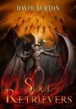 Soul Retrievers (cover)