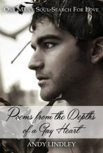 Poems from the Depths of a Gay Heart (cover)