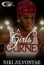 A Broken Girl's Journey (Cover)