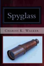 Spyglass (The Vision Chronicles, Book 2) (cover)
