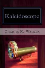 Kaleidoscope (The Vision Chronicles, Book 1) (cover)